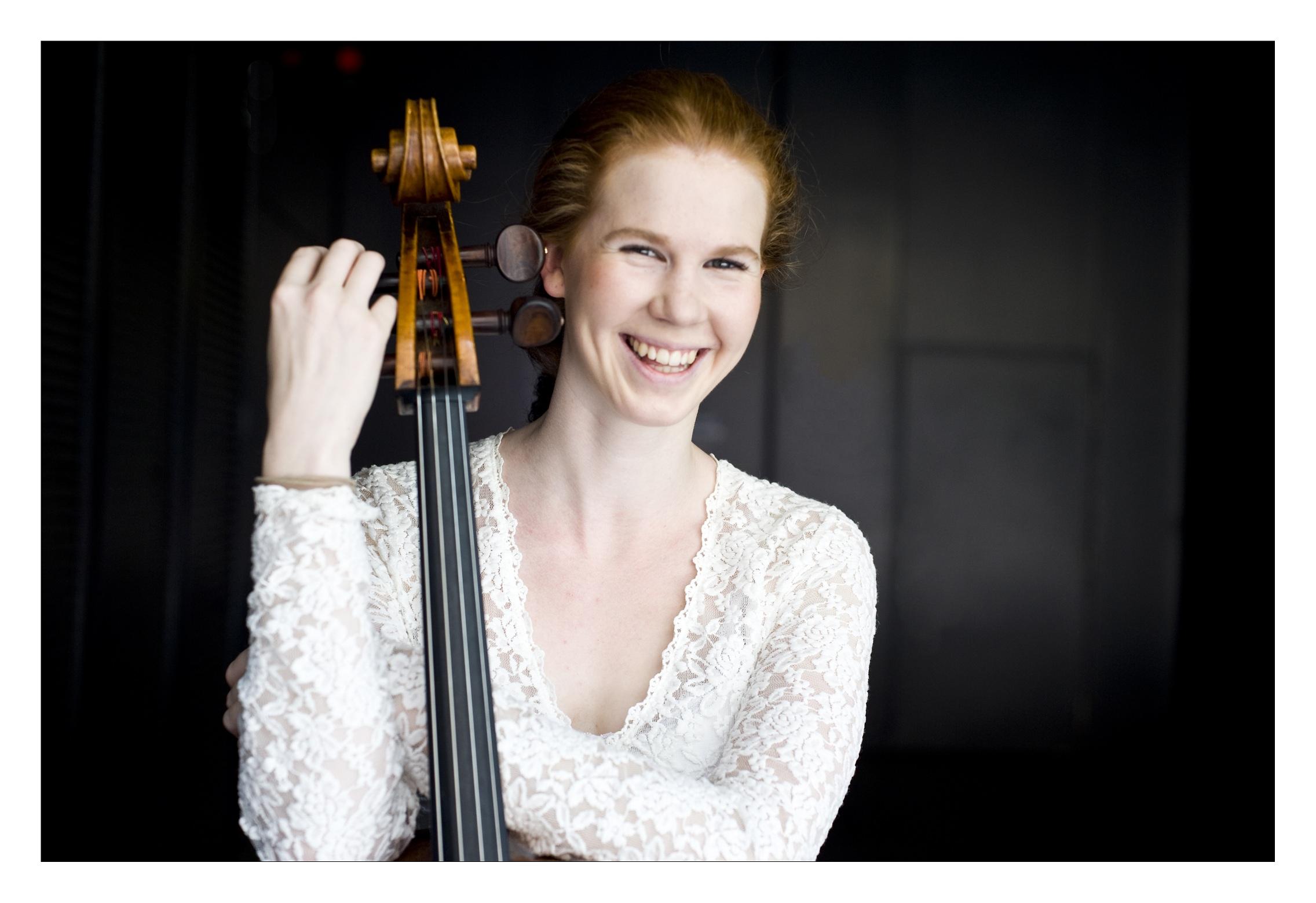 Harriet Krijgh, Photo Nancy Horowitz