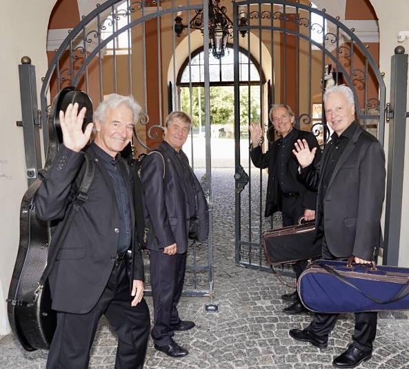 Auryn Quartett Abschied