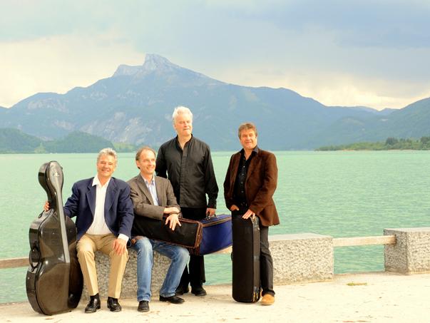 Auryn Quartett_am Mondsee ©Musiktage Mondsee