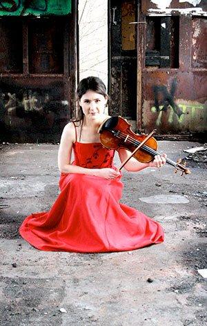 Fanny Clamagirand, Foto: Laetitia Carrette