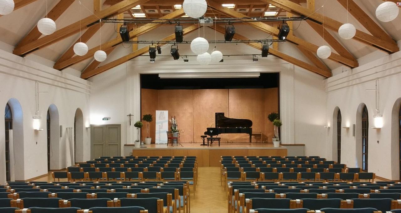 Festsaal Musiktage Mondsee