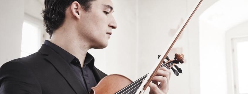 Erik Schumann Geige