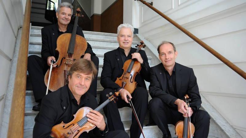 Auryn Quartett Schloss Mondsee