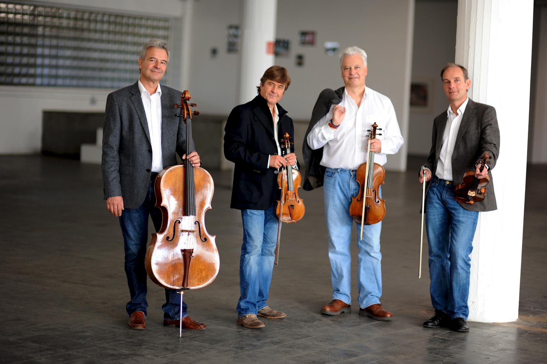 Auryn Quartett Musiktage Mondsee